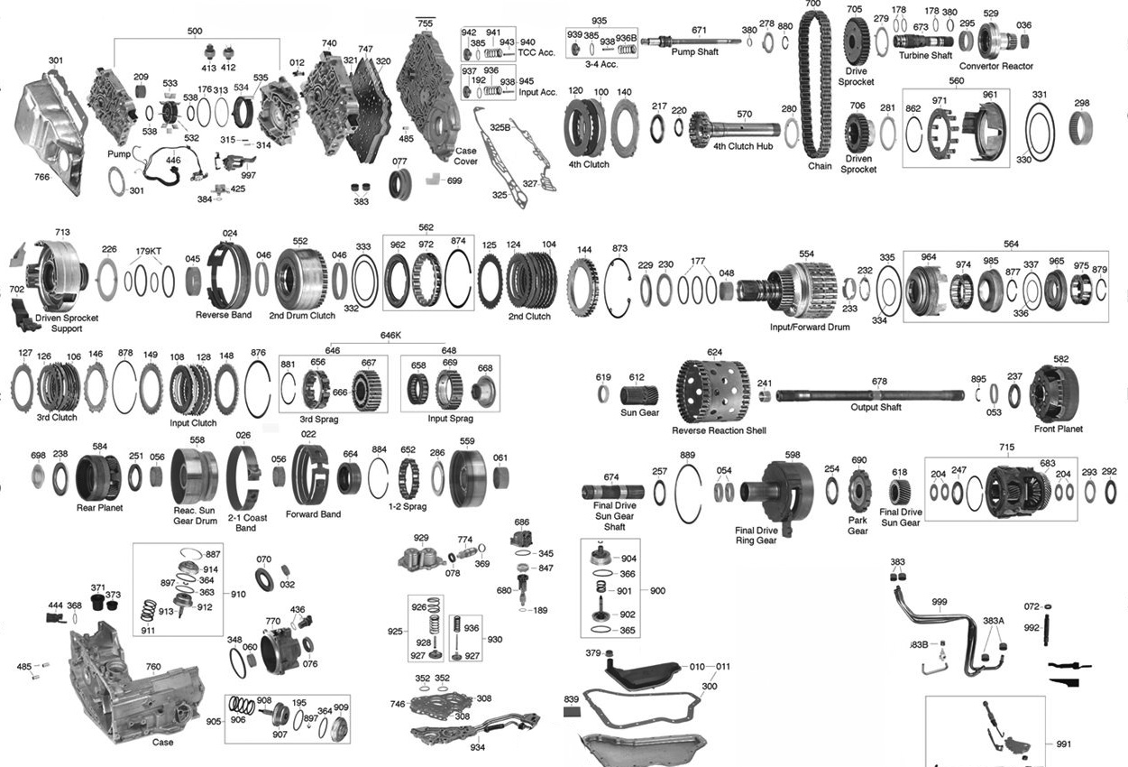 4t65e transmission parts diagram transmission parts online click on image to zoom pooptronica